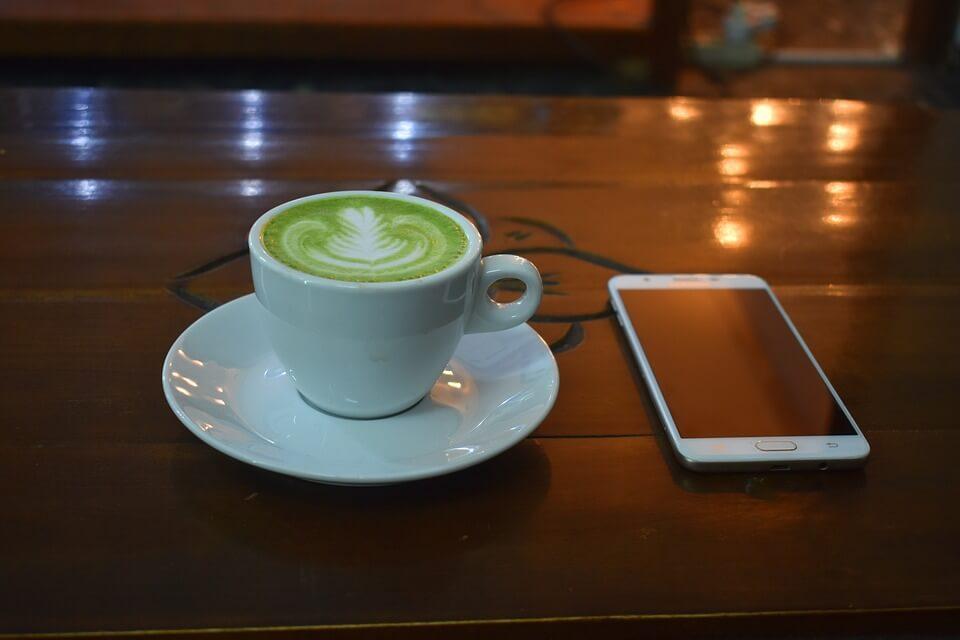 zielona kawa - właściwości