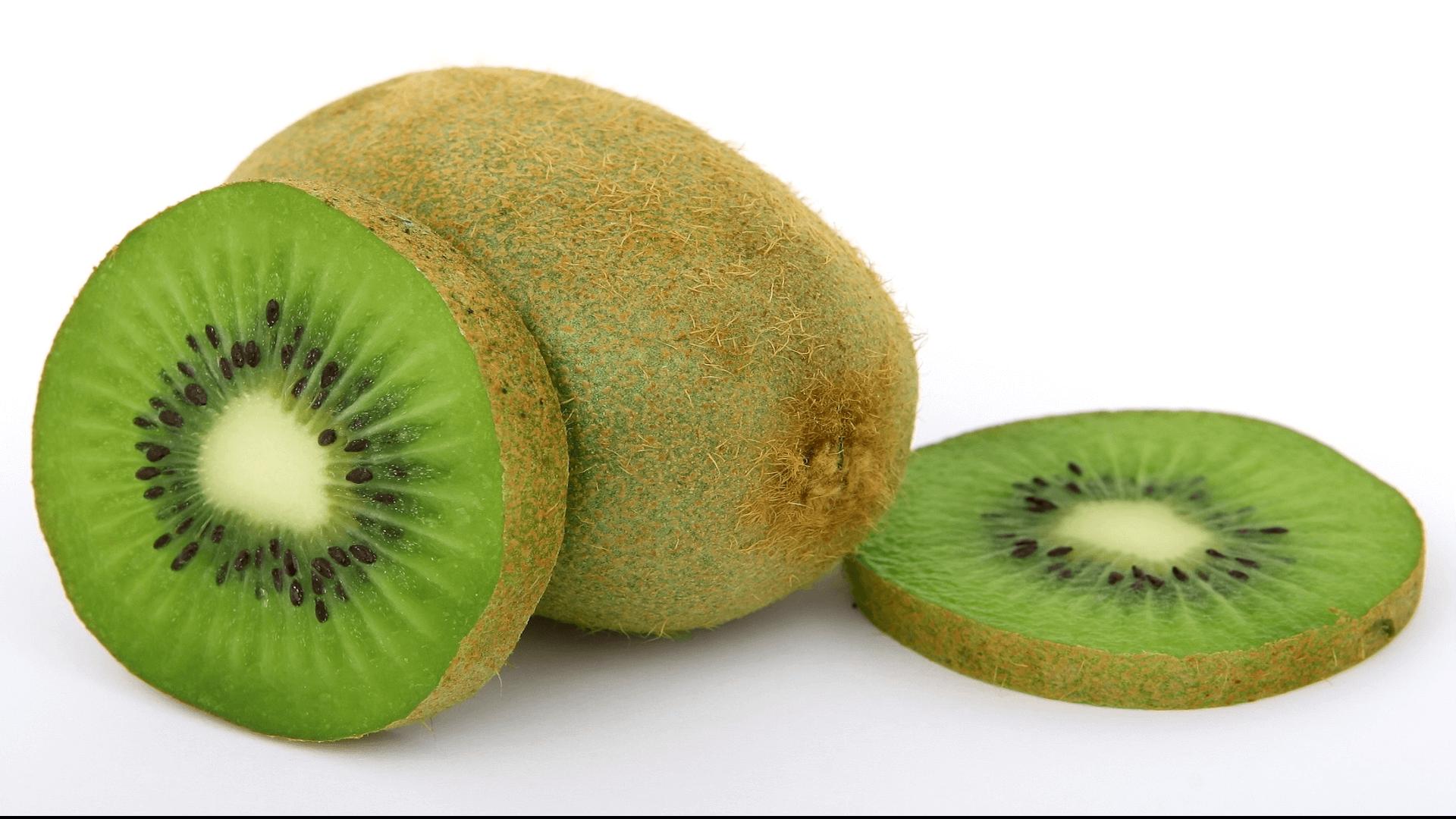 kiwi owoce wspomagające odchudzanie