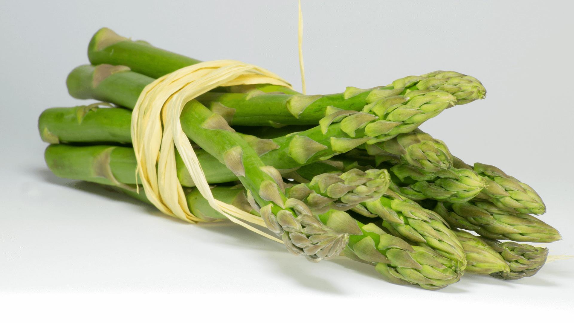 czego nie jeść zimą szparagi