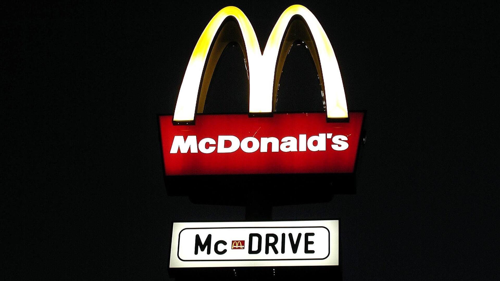 rozkładamy Big Maca