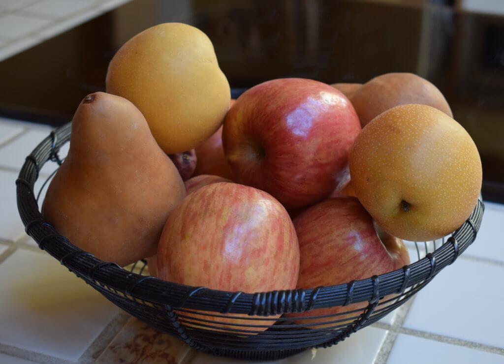 owoce które warto jeść jesienią